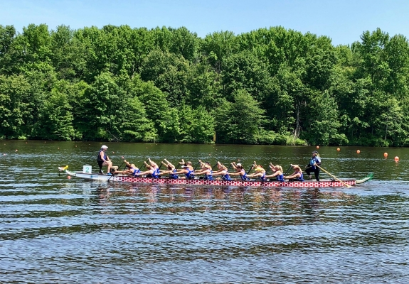 Bucks County Dragon Boat Association