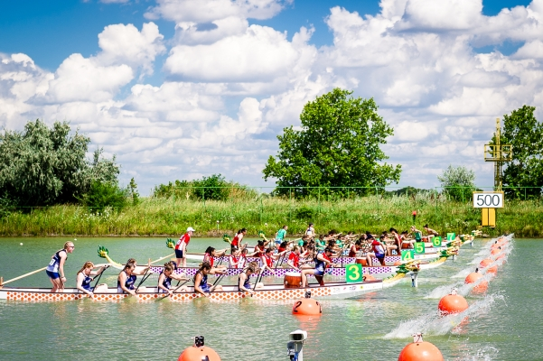 Incredible numbers and spectacular races at the 11th IDBF Dragon Boat Club Crew World Championships